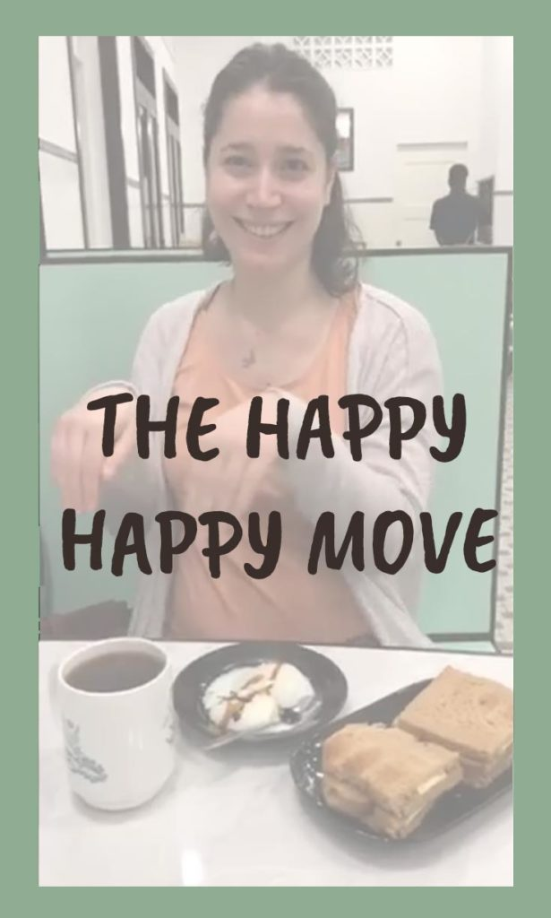 The happy happy move