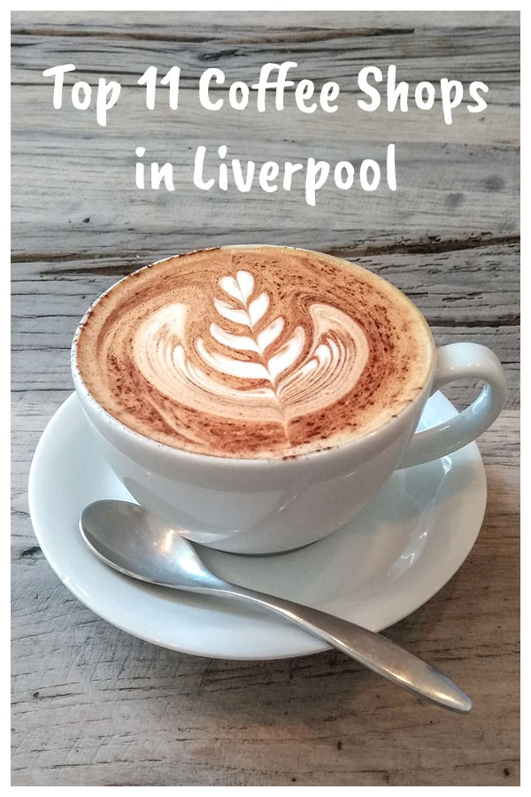 Liverpool cafes pin